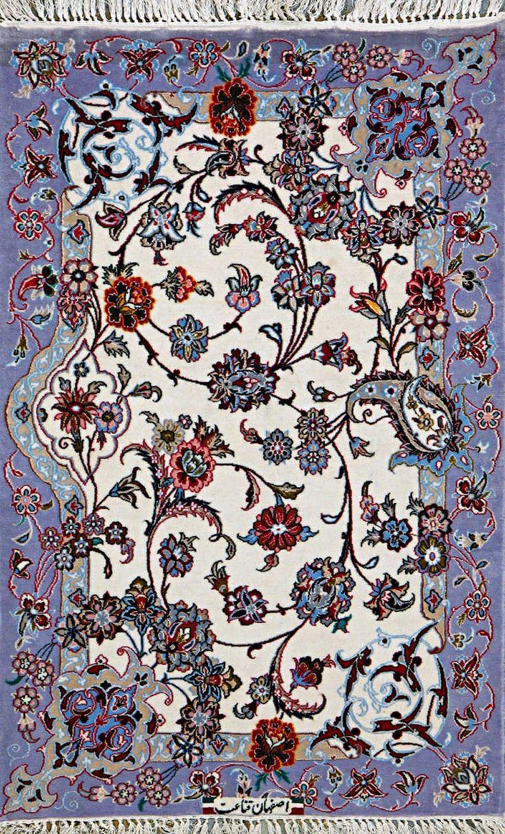 Silk Persian Carpets