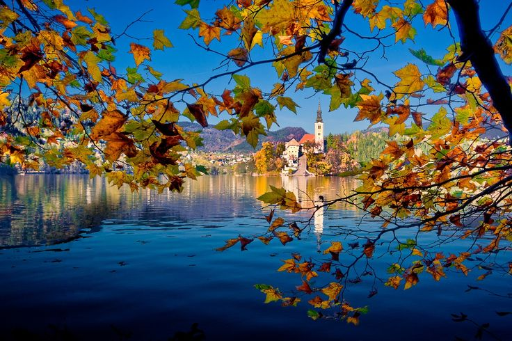 Bled colors by Stefano Marsi on 500px