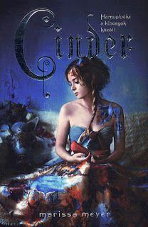 Adri könyvmoly könyvei: Marissa Meyer: Holdbéli krónikák (Cinder és Scarle...