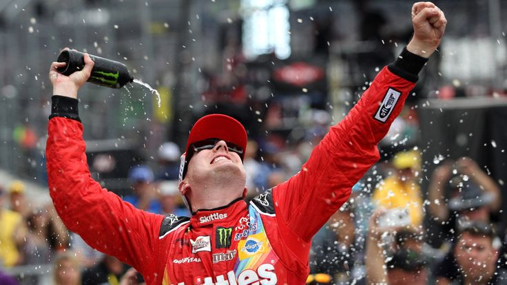 #Rowdy #18 With some added perspective from fatherhood and an injury, Kyle #Busch is achieving his massive promise.