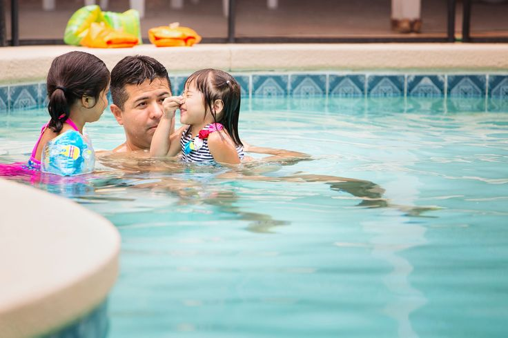 When can your child start swim lessons? Learn what the American Academy of Pediatrics recommends for teaching kids swimming and safety around water.