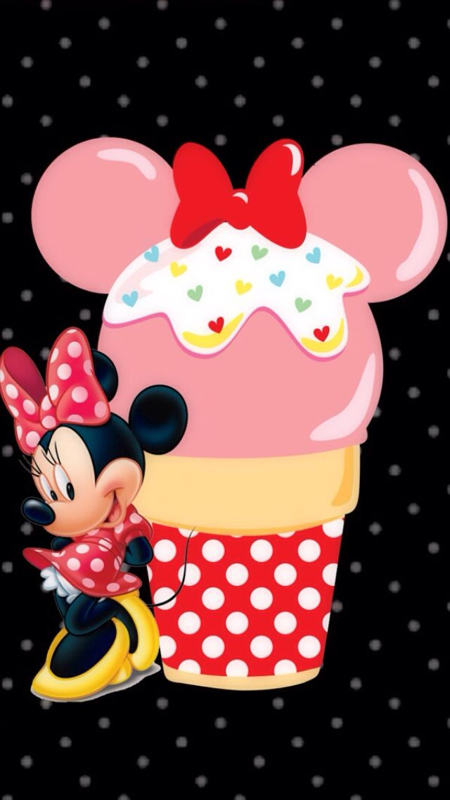Wallpaper mickey minnie pinterest wallpapers - Minnie mouse wallpaper pinterest ...
