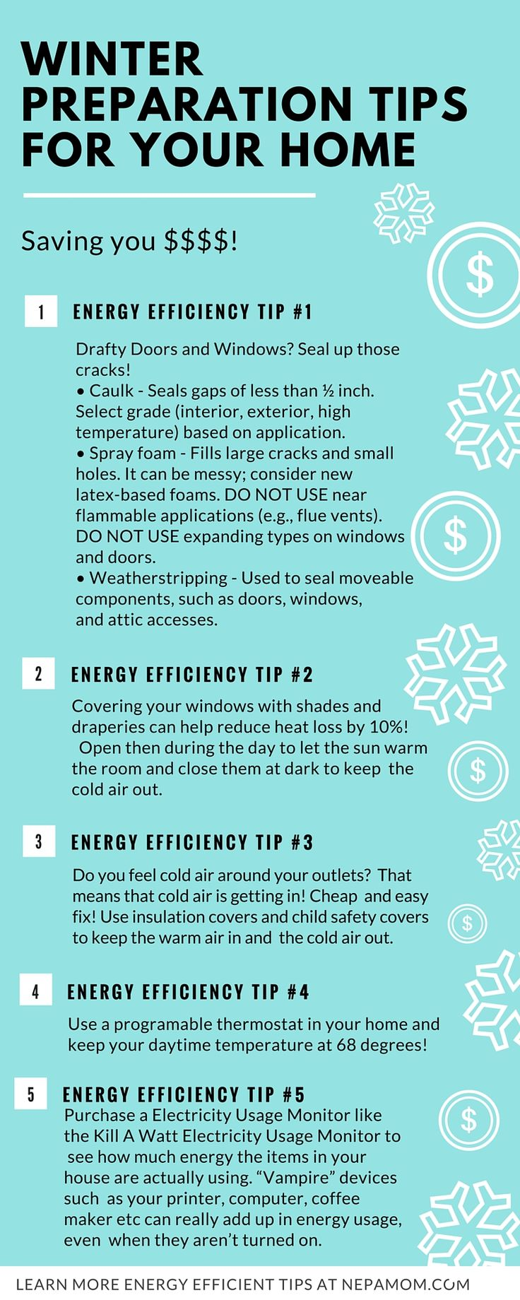 Winter Preparation Tips for your Home (1)