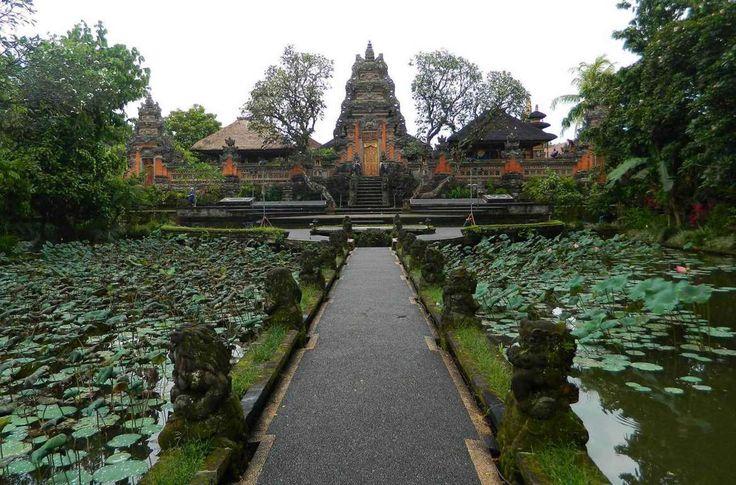 A cidade de Ubud, localizada no coração de Bali, é considerada a 'capital espiritual' da ilha. É em ... - Foto: Ticiana Giehl e Marquinhos Pereira/Desempacotados