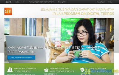 Situs paid survey Gfk Indonesia | SurveiDibayar.com