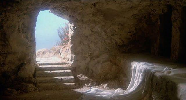 Palabras de Agua y Luz: Domingo de Resurrección