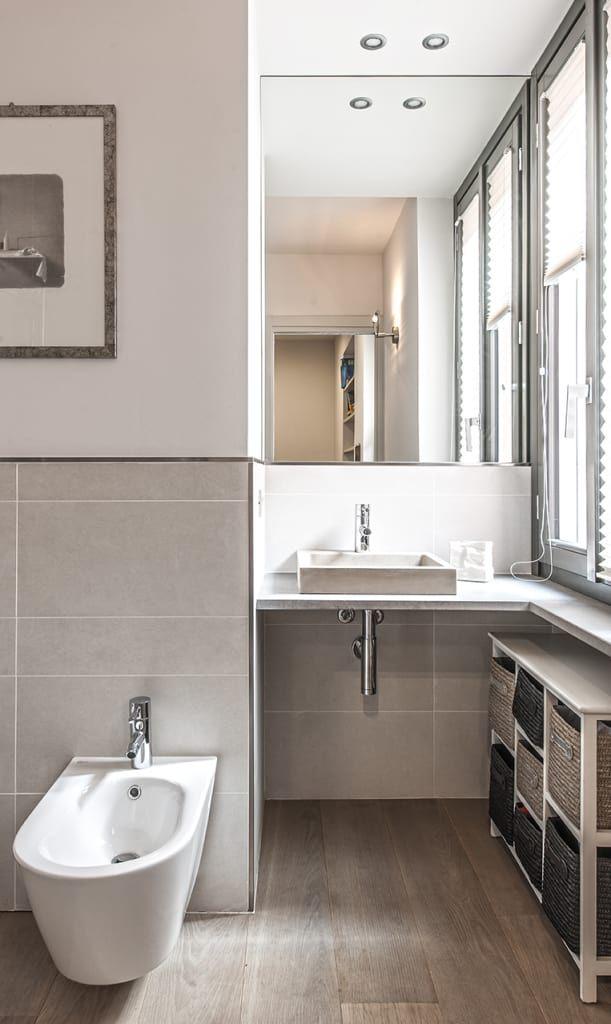 Finde moderne Badezimmer Designs von BRANDO concept. Entdecke die schönsten Bilder zur Inspiration für die Gestaltung deines Traumhauses.
