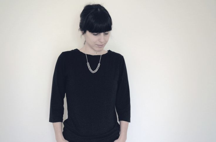 Silver chianmaille necklace