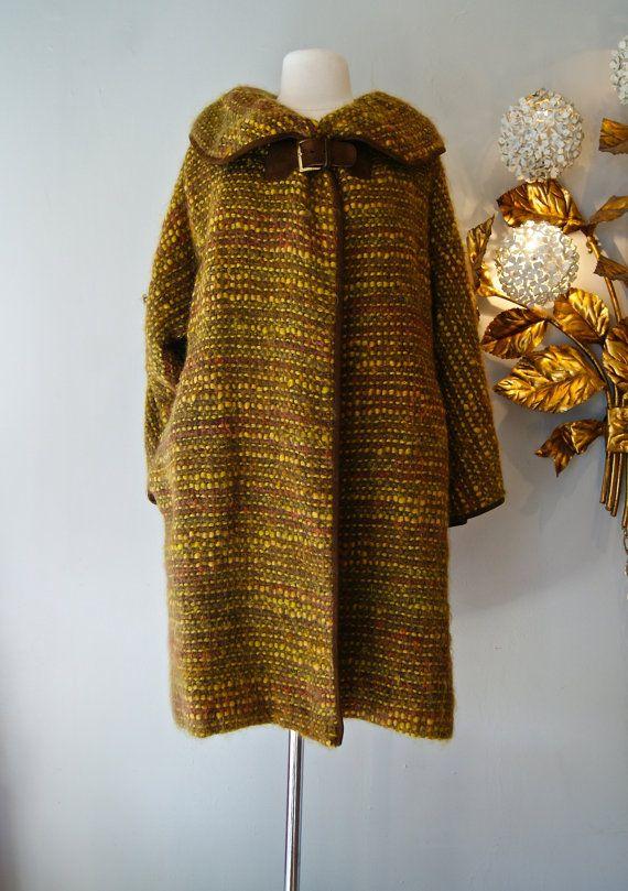Vintage Bonnie Cashin Coat // 60s  Bonnie Cashin by xtabayvintage, $425.00