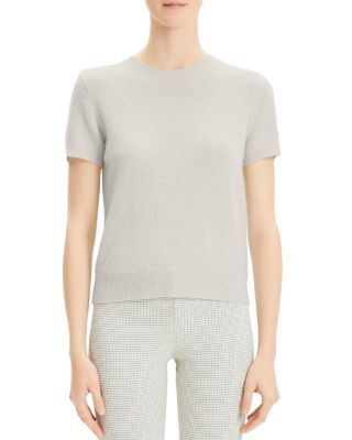 8aac9a5ee Featherweight Cashmere Tee in 2019 | Things I just bought | Cashmere ...
