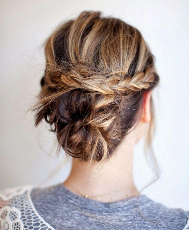 Die Besten 25 Frisuren Für Hochzeitsgäste Ideen Auf Pinterest