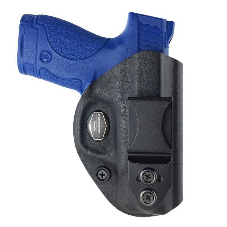 S&W - M&P SHIELD 9MM/.40 - IWB or Appendix Carry Holster-Right Hand-Black