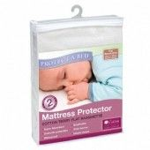 $12 Protect A Bed Terry Flat Bassinette Mattress Protector