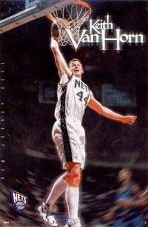 Keith Van Horn Dunk - Costacos 1999