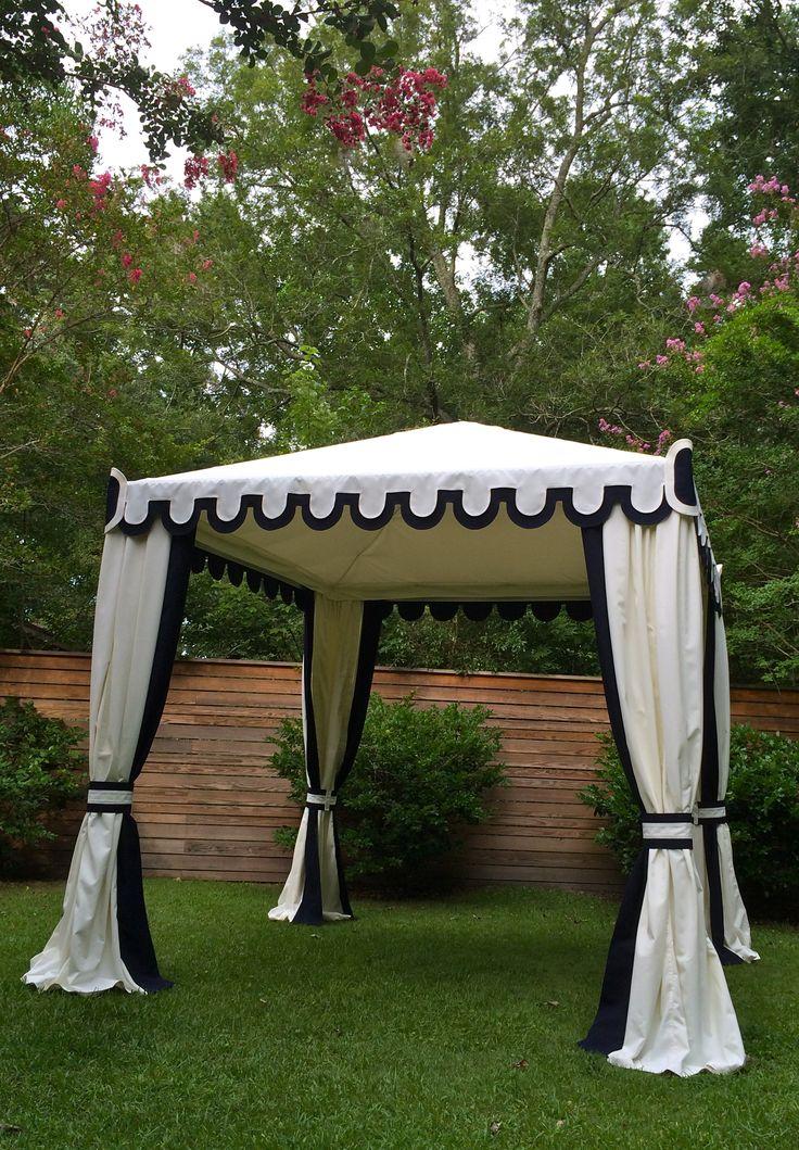 Madeline 10u0027 square tent .boutiquetents.net Custom made for Lewis Miller Design | Wedding Tents | Pinterest | Weddings & Madeline 10u0027 square tent www.boutiquetents.net Custom made for ...