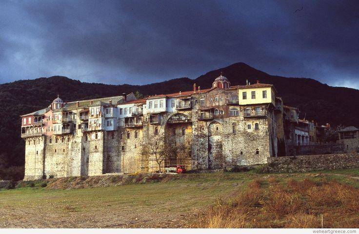 Iviron Monastery, #MountAthos