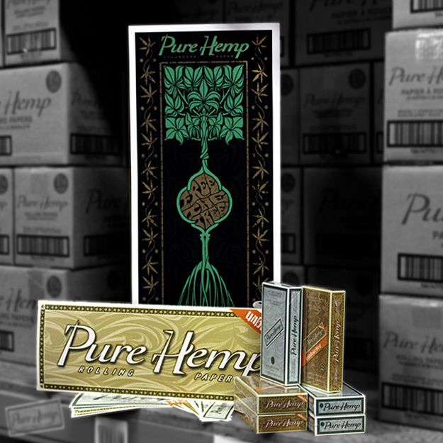 Look At This Beautiful #PureHemp Screenprint That Artist Jeff Wood Jeff Wood Created For Us A Few Years Back.