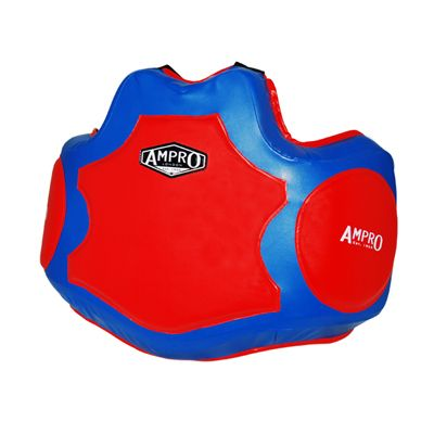Ampro Body Protector - Blue/Red £85.00