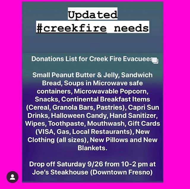 Meet Pinc Fresno Local Womens Philanthropy Group Prioritizing Creek Fire Relief Philanthropy Fresno Soup Containers