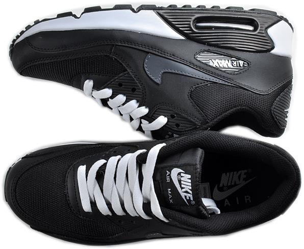 Nike Air Max 90 Classic Hot Black and white1