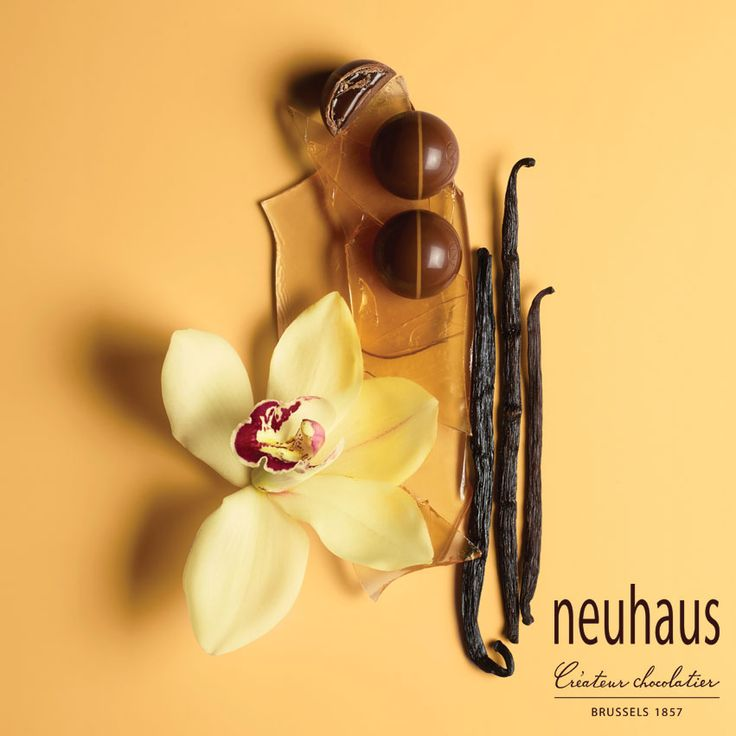 This velvety praline in milk chocolate contains a slightly salted caramel from Isigny with vanilla from Madagascar. #neuhaus #chocolate #duopralines