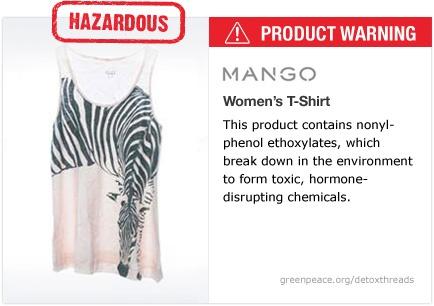 Mango t-shirt   #Detox #Fashion