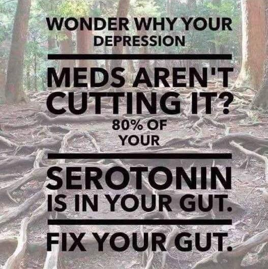 We are seeing this come up more and more!! Depression, anxiety, ADHD, etc ... Mental Illness or Gut Illness??   Google gut health and depression ... you will be shocked at how closely these are tied. Let's make a difference.... Spread the news! JOIN my team.... Message me or go to my website .... You won't regret it!