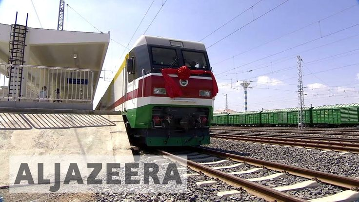 New East Africa train link cuts travel time by 50 percent