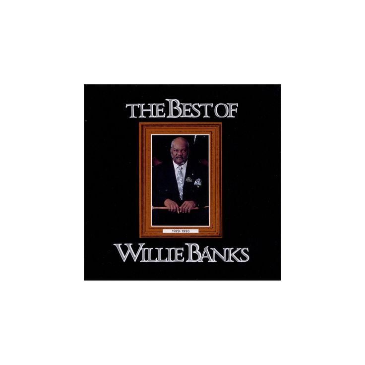Willie banks - Best of willie banks (CD)