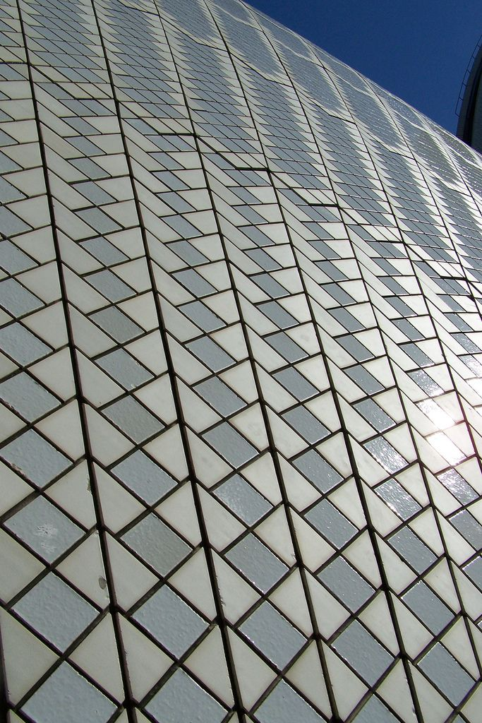Roof Shells - Opera House Sydney  http://www.guiddoo.com/