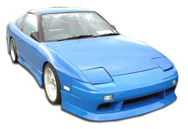 1989-1994 Nissan 240SX HB Duraflex V-Speed Body Kit - 4 Piece