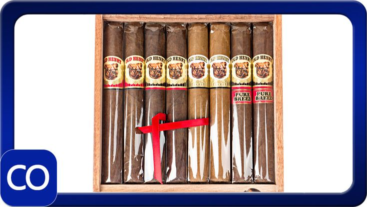 Old Henry Best In Show Cigar Sampler Giveaway