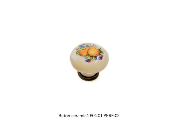 Buton ceramica P04.01.PERE.02