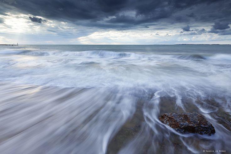 The Wave | Breskens Beach, the Netherlands  Lee ND 0.9 & Lee ND 0.6 Hard Grad