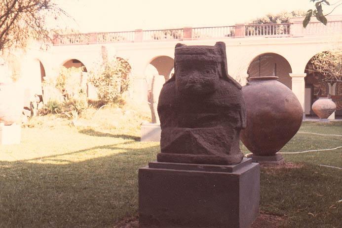Museo de Arcologia, Ciudad de Mexico
