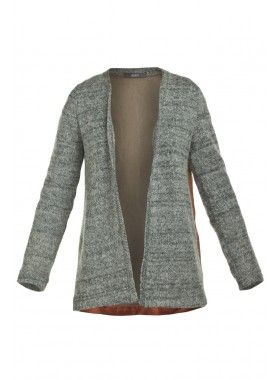 8 MN Silk Back Cardigan. Buy @ http://thehubmarketplace.com/Silk-Back-Sweater