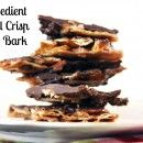 My Life as a Mrs. » 5-Ingredient Pretzel Crisps® Toffee Bark