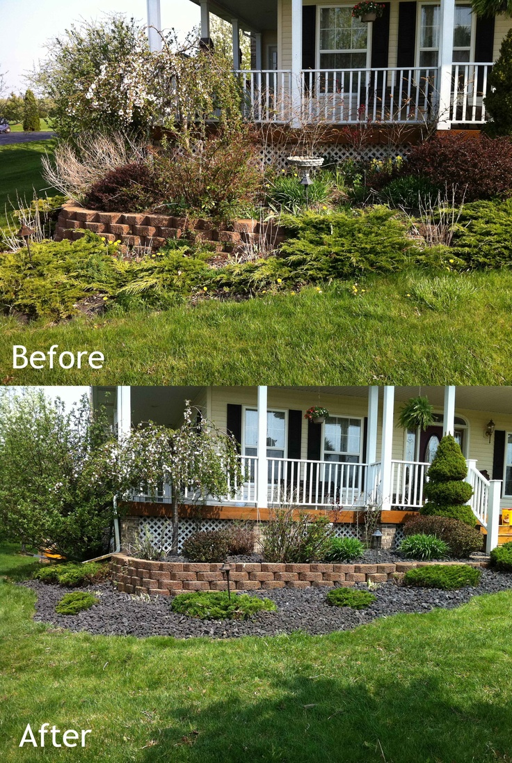 and landscaping