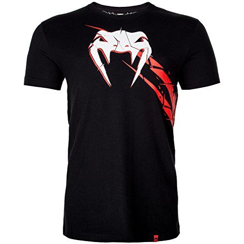 Venum Exploding T-Shirt Homme Noir FR : S (Taille Fabricant : S): 100% coton. Coupe athlétique. Sérigraphie premium. Cet article Venum…
