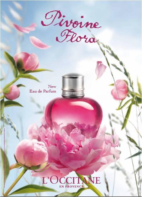 L'OCCITANE en Provance, Pivoine Flora Eau de Parfum