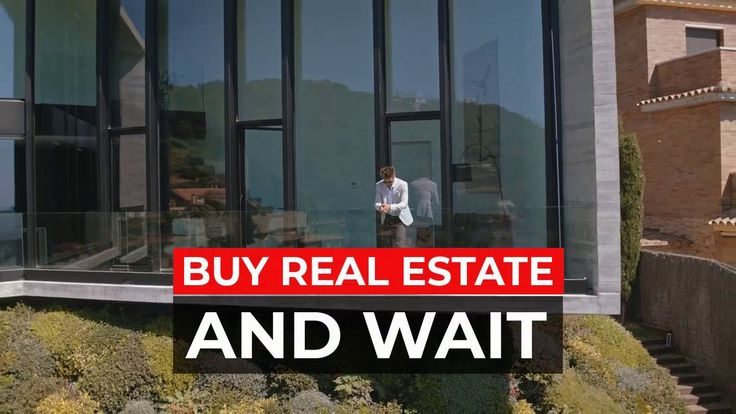 Don't wait to buy real estate