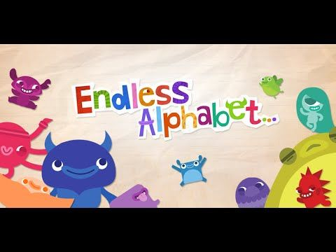 Endless Alphabet iPad App | Full App Preview | Abc2z - YouTube