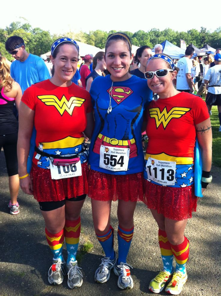 super hero running costume - Google Search