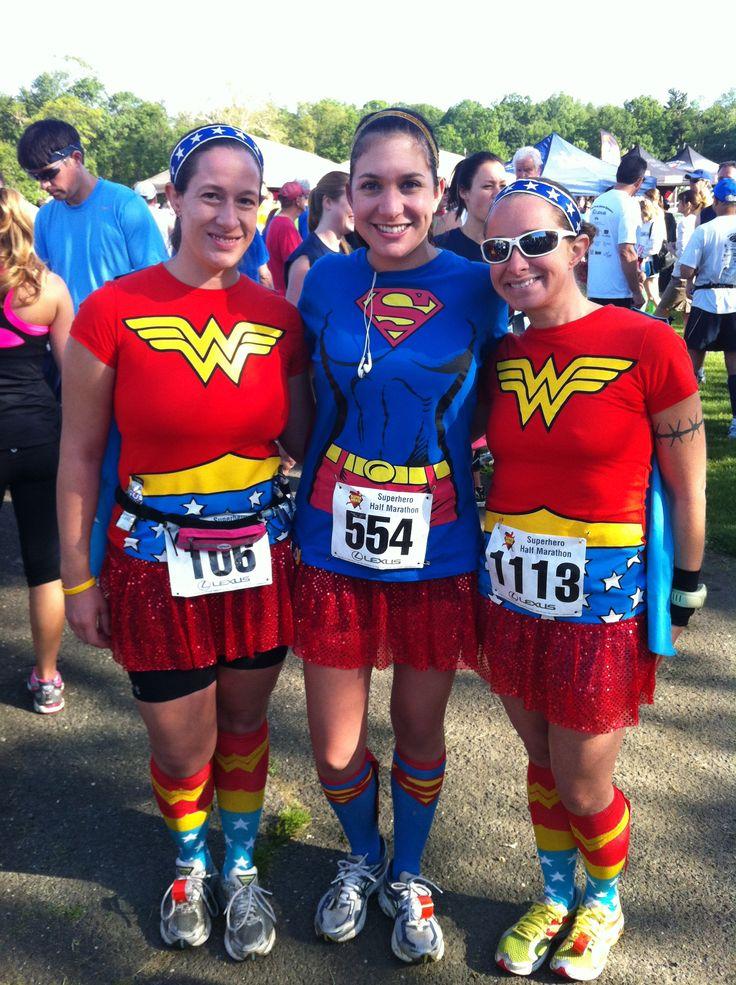 super hero running costume - Google Search