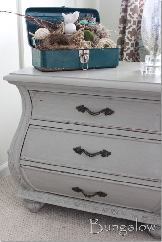 chalk paint for furniture | Chalk Paint dresser