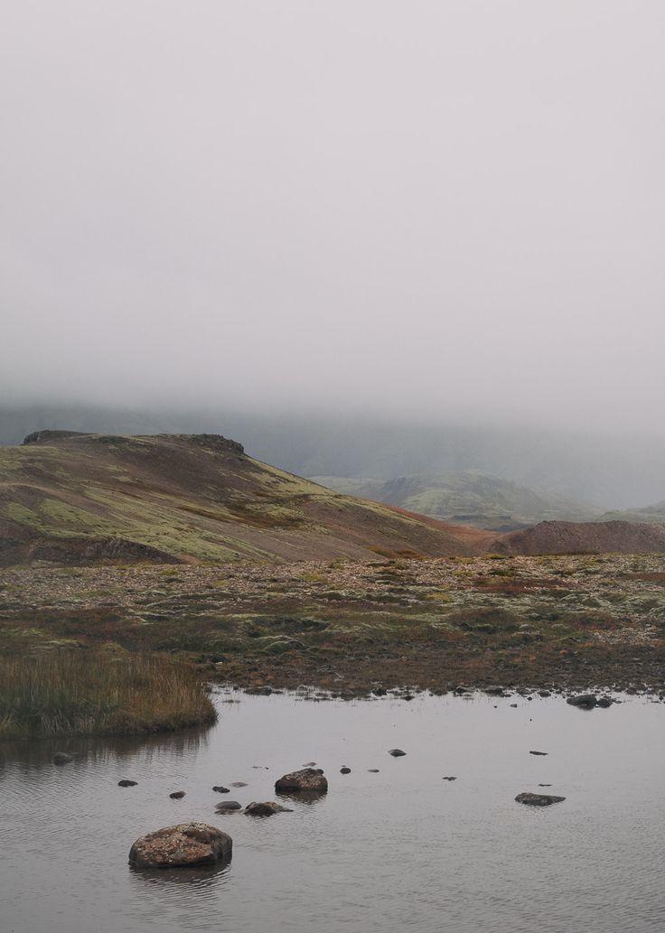On the way to Hvannagil Canyon /// Iceland ©️ Adam Biernat