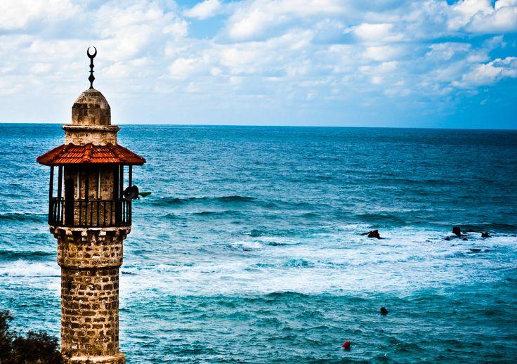 Minaret at Old Jaffa
