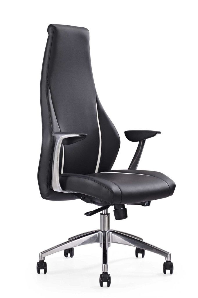 Whiteline Stanford Executive High Back Office Chair Modish