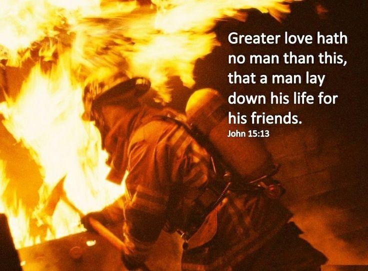 Firefighter/Bible | God | Volunteer firefighter, American ...