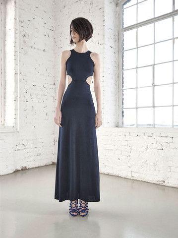 Fibula Maxi Dress